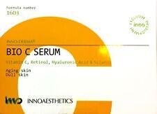 Innoaesthetics Bio C Inno-Derma Antiaging Serum Treatment Brightens Dull Skin