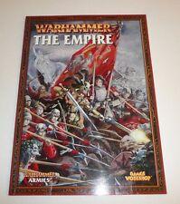 Warhammer Armies: Empire Book - RPG Game Gaming Book Army Fantasy 2006