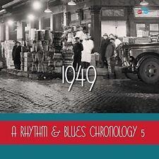 Various Artists - Rhythm & Blues Chronology 5 1949 / Various [New CD]