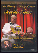 tim conway / harvey korman  TOGETHER AGAIN louise duart  DVD genuine region 1