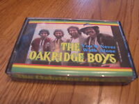 The Oakridge boys You'll never walk alone Cassette tape