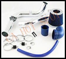 00 01 02 03 Ford Focus 2.0L L4 COLD AIR INTAKE SYSTEM w/ FILTER - BLUE