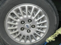"""Ford EF EL AU BA 15 16"""" Mag Alloy wheels in Good Condition very cheap Choose Any"""
