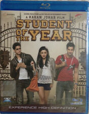 Student Of The Year Bluray (2012) Official Bollywood Movie Bluray + DVD Combo