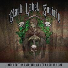 Black Label Society - Unblackened (Gatefold 180g Clear Vinyl 3LP) NEW/SEALED