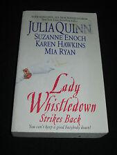 msm* JULIA QUINN SUZANNE ENOCH et.al - LADY WHISTLEDOWN STRIKES BACK