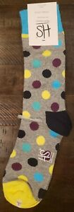 Men's Polka-Dot Crew Socks - Happy Socks