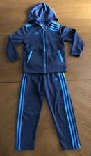 Preowned Adidas Tracksuit Boys Size 6