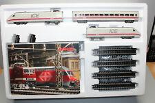 Märklin 2986 Delta Digital Start-Set ICE mit Gleis und Trafo Spur H0 OVP