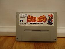 Nintendo Super Famicom  Super Mario RPG SNES Japan