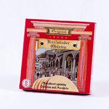 Karlsbader Oblaten mit Mandeln (5 Packungen á 150 g)