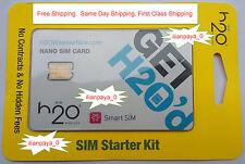 Fits iPhone 5c Nano SIM H2O