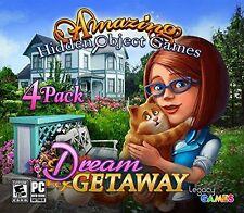 Dream Getaway: Amazing Hidden Object Games 4 Pack