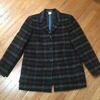 Harve Benard Coat Jacket Wool Alpaca Blend Size 10 EUC