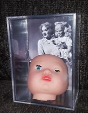 Whatever Happened to Baby Jane COLLECTIBLE DISPLAY..BRAND NEW (Inspired by)