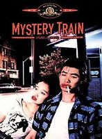 Mystery Train DVD New Sealed Rare OOP MGM