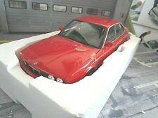 BMW 5er Reihe 535i 535 E34 Limousine 1988 red rot Minichamps RAR 1:18