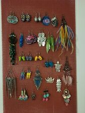 hook earrings Lot of 27