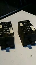 HIRSCHMANN BOSCH MODULE LOT OF 2 933315021 933315-021 USED PRODUCT