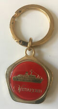 Norwegian America Line VISTAFJORD Cruise Ship Key Chain