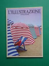 L'ILLUSTRAZIONE ITALIANA Luglio 1989 n.65 Milan Inter Napoli Ugo Mulas Dondero