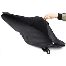 Guitar Pouch New Nylon Gig Electric Bag Double Soft Case Backpack Pocket Padded