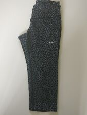 Nike Epic Run Tight Fit Extra Small Black Grey Gym
