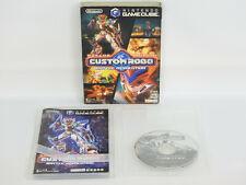 CUSTOM ROBO BATTLE REVOLUTION Game Cube Nintendo For JP System gc