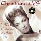 CD - CHRISTIANE LYS - Mes Chansons D'Amour
