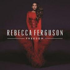 REBECCA FERGUSON - FREEDOM  CD  13 TRACKS INTERNATIONAL POP  NEU