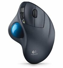 Logitech M570 Wireless Trackball, Computer Wireless Mouse (910-001799)