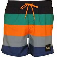 O'Neill Vert Color Sólido Pantalones Cortos de Nado para Hombre, Blue Heaven