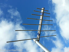Professional 100MHz to 600MHz 50 Ohm Log Periodic Array - Yagi antenna