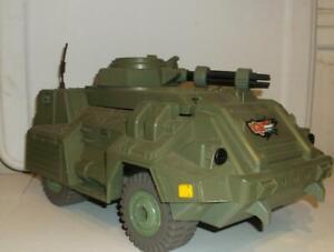 "12"" 1/6  Real American Hero One-Man Battle Mission Orders Tank loose"