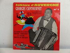 GEORGES CANTOURNET Folklore d Auvergne N°1 Les macons de la Creuse FY 2016 S
