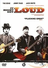 IT MIGHT GET LOUD (Jimmy Page, Edge)   -  DVD  PAL Region 2 - sealed