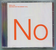 NEW ORDER * WAITING FOR THE SIRENS' CALL * 2005 * CD * NEW & SEALED