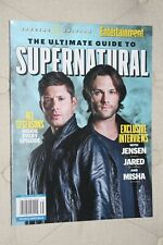 Entertainment Weekly- Ultimate Guide Supernatural -Jensen Ackles-Jared Padalecki