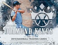 2018 Panini Diamond Kings Baseball Complete Your Set Pick 25 Cards From List