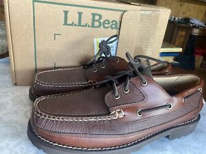 L L Bean Brown Shoes 11 EE new