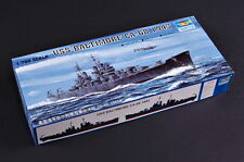 Trumpeter WarShip USS Baltimore Cruiser 1943 Military Model 05724 1/700 Scale