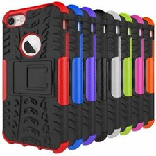 Shockproof Heavy Duty Bumper Hard Case Cover For Apple iPhone 6 7 8 Plus X XR SE