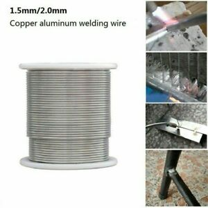 1.5mm/2mm Copper Aluminum Welding Wire Cored For Repair Iron Replacement