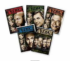 The A-Team: The Complete Series Seasons 1-5 Bundle New / Sealed