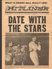 original USA Pop / Teen Magazine: Hitliner Vol.2 No. 3 Issue 17 (1965) 4-seitig