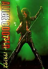 ALICE COOPER 1991 HEY STOOPID TOUR CONCERT PROGRAM BOOK