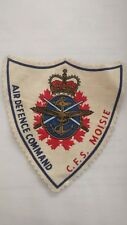 Canadian Forces RCAF Air Defence Command CFS Moisie Patch Crest Badge