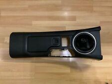 Mazda MX5 Sport Mk 3.5 black centre console with leather centre panel