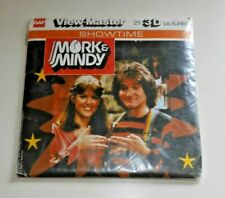 * SEALED * MORK & MINDY 1979 VIEWMASTER REELS SET K 67 RARE NEW   G530