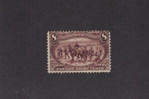 Scott 289 -  Trans Mississippi 8 Cent. MNH. OG. #02 289